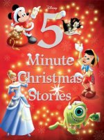 Disney 5-Minute Christmas Stories