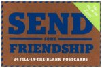 Send Friendship Fill in the Love Postcards