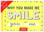 Why You Make Me Smile Fill in the Love Journal