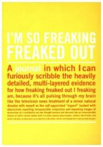 Why I'm So Freaking Freaked Out Mini Inner Truth Journal