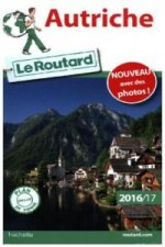 Guide du Routard Autriche 201562017