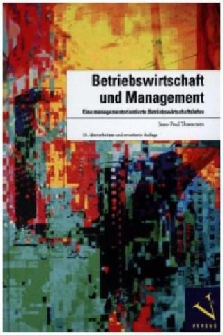 Betriebswirtschaft und Management