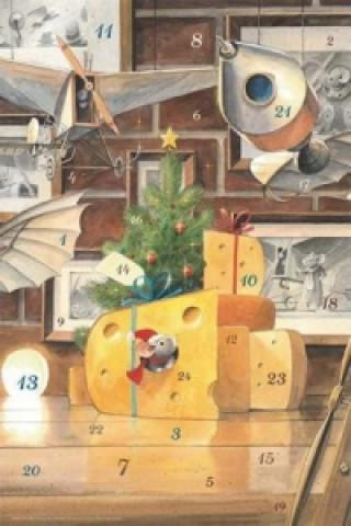 Armstrong - Mäuseluftfahrt Adventskalender 2021