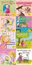 Pixi-Buch 2187-2194 (Pixis starke Prinzessinnen), 8 Hefte