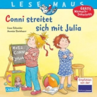 Conni streitet sich mit Julia