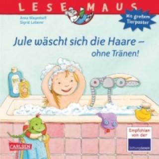 Jule wäscht sich die Haare - ohne Tränen!
