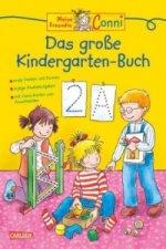 Meine Freundin Conni - Das große Kindergarten-Buch