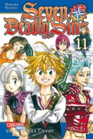 Seven Deadly Sins. Bd.11