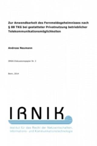 IRNIK-Diskussionspapier Nr. 3