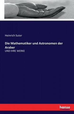 Mathematiker Und Astronomen Der Araber