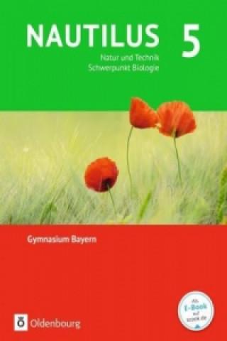 5. Jahrgangsstufe, Natur und Technik - Schwerpunkt Biologie, Schülerbuch