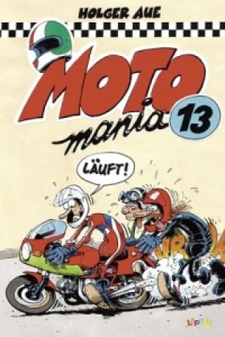 MOTOmania. Bd.13