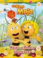 Die Biene Maja: Majas schönste Abenteuer, m. DVD