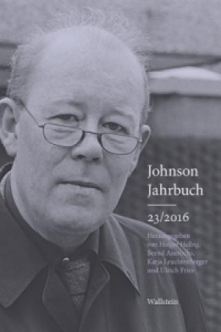 Johnson-Jahrbuch 2016