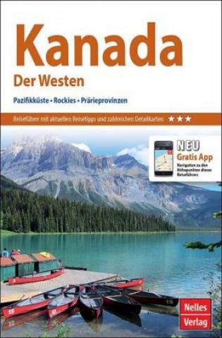 Nelles Guide Reiseführer Kanada: Der Westen