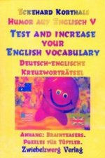 Humor auf Englisch V - Test and Increase your English Vocabulary