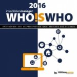 immobilienmanager Who is Who 2016, CD-ROM