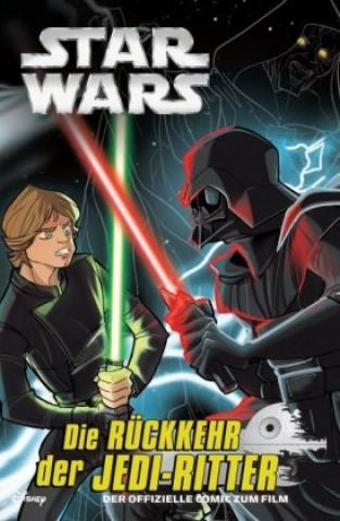 Star Wars Episode VI - Die Rückkehr der Jedi-Ritter, Die Junior Graphic Novel