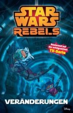 Star Wars Rebels - Veränderungen