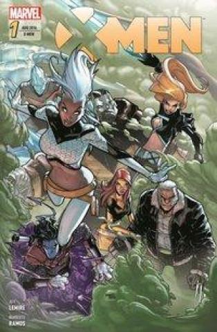 X-Men, 2. Serie - Die Zuflucht
