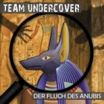 Team Undercover - Der Fluch des Anubis, 1 Audio-CD