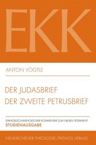 Der Judasbrief / Der zweite Petrusbrief, Studienausgabe