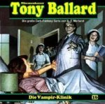 Tony Ballard - Die Vampir-Klinik, 1 Audio-CD
