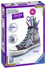 Girly Girl Edition Sneaker - Animal Trend (Kinderpuzzle)