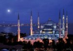 Sultan-Ahmed-Moschee (Leuchtpuzzle)