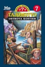 Tajomstvo ostrova kostier - Traja pátrači