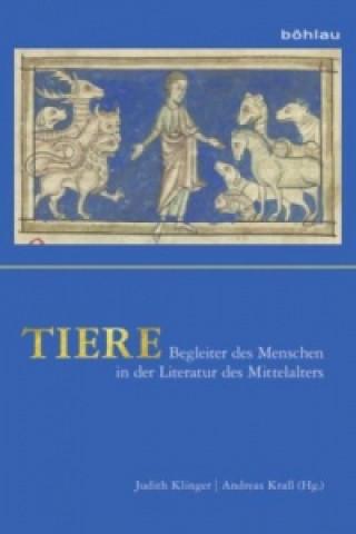 Tiere: Begleiter des Menschen in der Literatur des Mittelalters