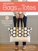 SEW4HOME BAGS TOTES