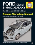 Ford S-Max & Galaxy Diesel (Mar '06 - July '15) 06 To 15
