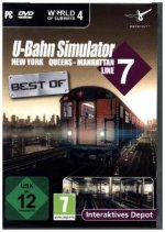 U-Bahn Simulator, World of Subways 4, 1 DVD-ROM