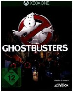 Ghostbusters, 1 Xbox One-Blu-ray Disc