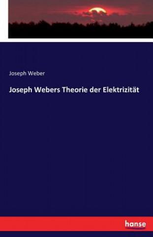 Joseph Webers Theorie der Elektrizitat