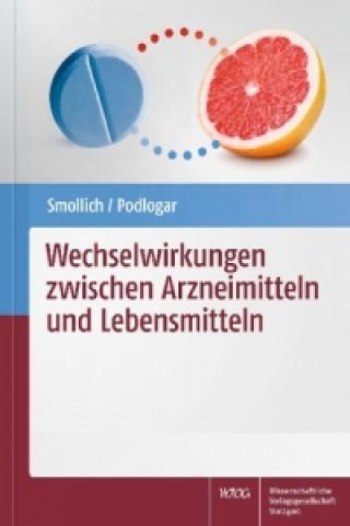 Wechselwirkungen zwischen Arzneimitteln und Lebensmitteln