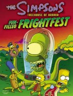 The Simpsons Treehouse of Horror Fun-Filled Frightfest