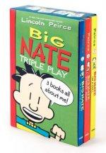 Big Nate Triple Play Box Set