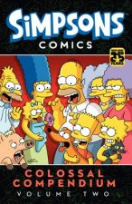 Simpsons Comics Colossal Compendium 2