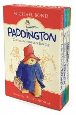 Paddington Classic Adventures Box Set