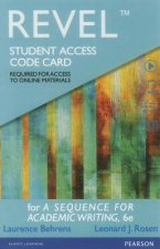 Revel for A Sequence for Academic Reading Access Card