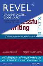 Revel for Strategies for Successful Writing Access Card