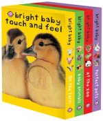BRIGHT BABY TOUCH FEEL BOX SET