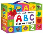 Bright Toddler - ABC Jigsaw and Book Set