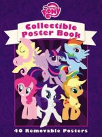 My Little Pony Collectible Poster Book