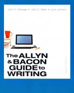 The Allyn & Bacon Guide to Writing