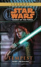 Star Wars Legacy of the Force Tempest