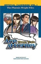 Phoenix Wright Ace Attorney Official Casebook 1