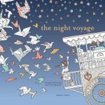 Night Voyage: Magical Adventure and Coloring Book